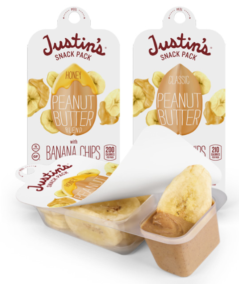 Target: Justin's Snack Packs for just $0.53!