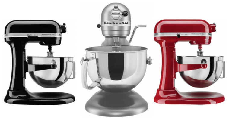 Best Buy: KitchenAid Professional 5 Plus Series Stand Mixer for just $174.99 shipped!