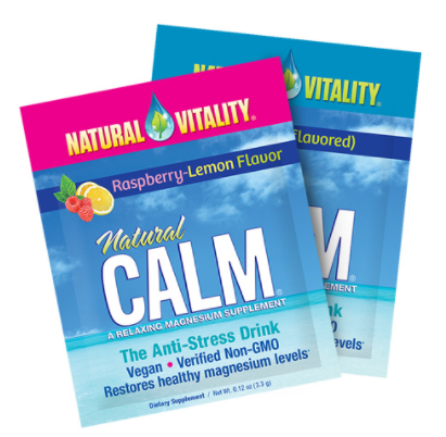 Free Natural Vitality Calm Supplement