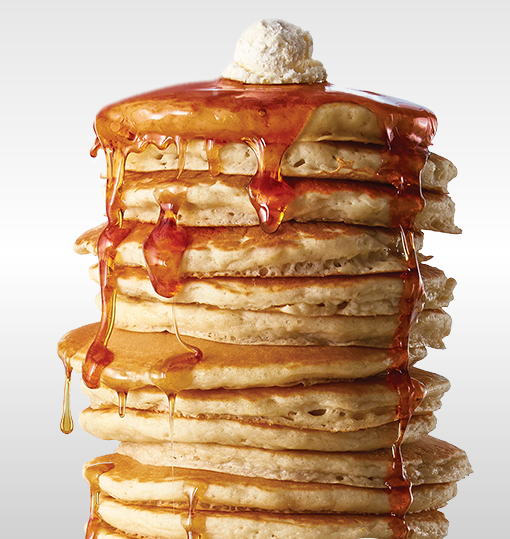 IHOP: Free short stack of buttermilk pancakes on March 7, 2017