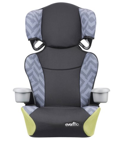 Walmart.com: Evenflo Big Kid Booster Seat for just $22.88!