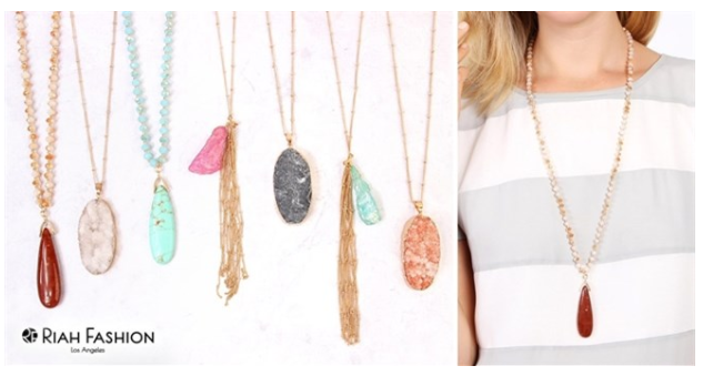 Jane.com: Get Bohemian Necklaces for just $5.99 + shipping!