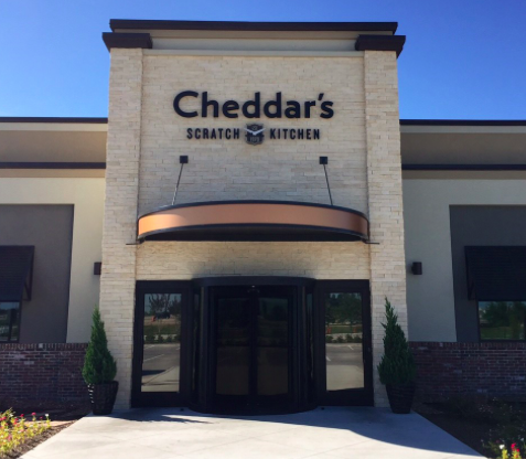 photo regarding Cheddars Coupons Printable titled Cheddars Scratch Kitchen area: Absolutely free Fowl Tenders printable