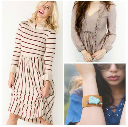 Cents of Style: Get two clothing items and one accessory for just $16.95 shipped!