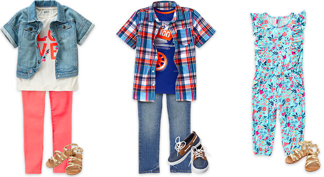 Crazy 8: Get an extra 40% off clearance items, plus free shipping!