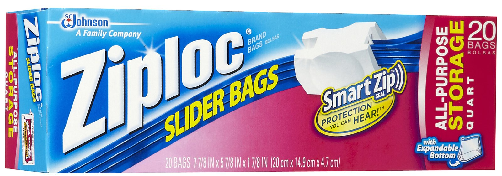 Walgreens: Ziploc Storage Bags only $0.25!