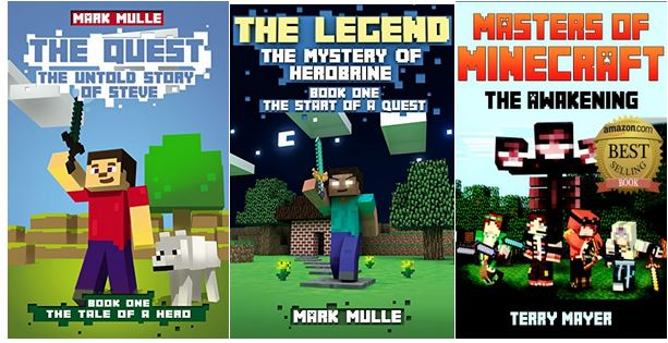 Download over 100 FREE Minecraft eBooks!