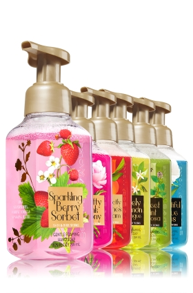 Bath & Body Works: Get hand soaps for just $2.95 each!