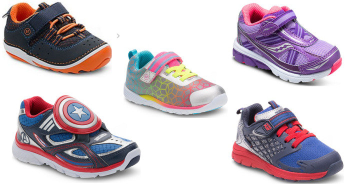 Stride Rite: Get an extra 20% off clearance kids' shoes!