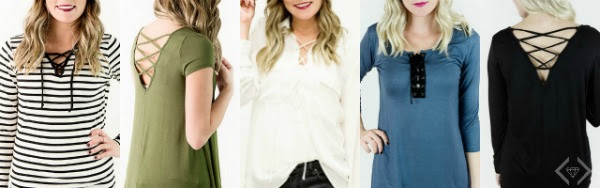 Cents of Style: Get women's shirts and shoes for as low as $10 shipped!