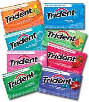 Target: Better than free Trident gum!