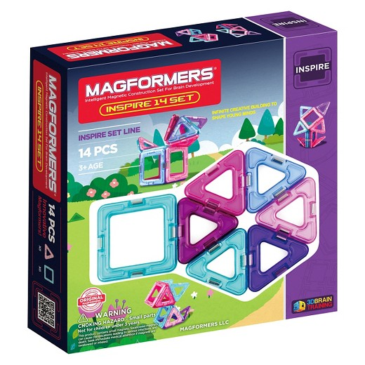 Target.com: Magformers 14-Piece Set just $11.19!