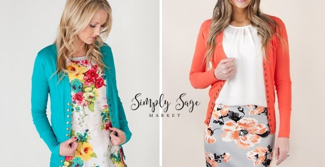 Jane.com: Snap Up Cardigans for just $12.99 + shipping!