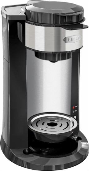 Best Buy: Bella DualBrew Single-Serve Coffeemaker just $19.99!