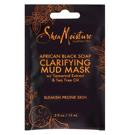 Target or Walmart: SheaMoisture Mud Mask Packets only $0.49!