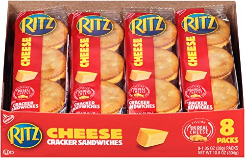 Target: Ritz Sandwich Crackers (8 ct) just $1.49!