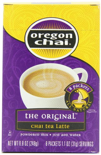 Target: Oregon Chai Latte Mix or Concentrate just $0.99!