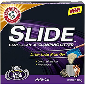 Free Arm & Hammer Cat Litter (after mail-in rebate)