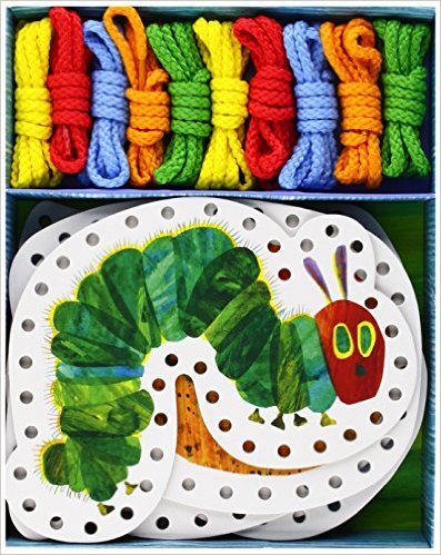 Amazon.com: The Very Hungry Caterpillar Lacing Cards for just $7.51!