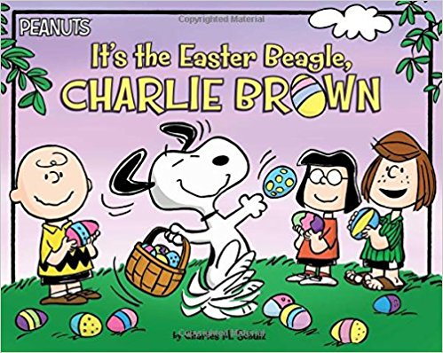 Amazon.com: It's the Easter Beagle, Charlie Brown book for only $3.49!