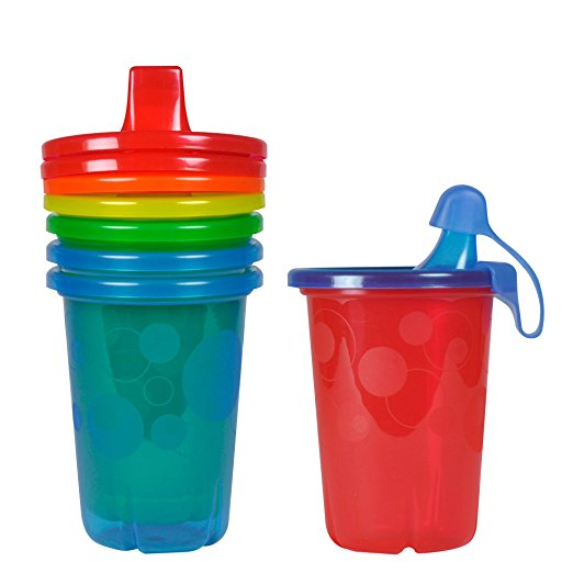 Amazon.com: The First Years Take & Toss Spill-Proof Sippy Cups (4 ct) just $1.50!