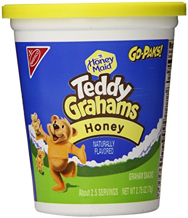 Get free Teddy Grahams Go-Paks at Target or Walmart (today only!)