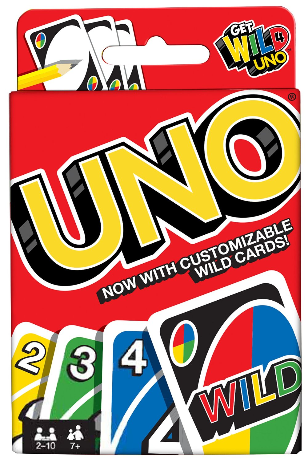Amazon.com: Uno Card Game just $2.86!