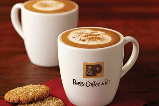 Peet's Coffee: Get 50% off any handcrafted beverage