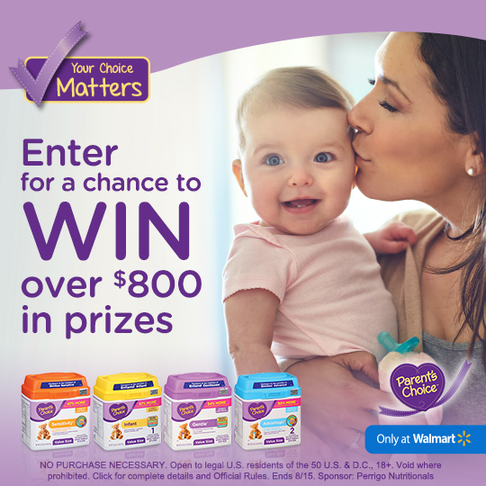 Save Up To 50% On Infant Formula With Parent's Choice