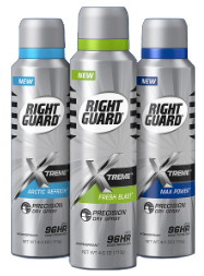 CVS, Rite Aid & Walgreens: Free Right Guard Xtreme Deodorant