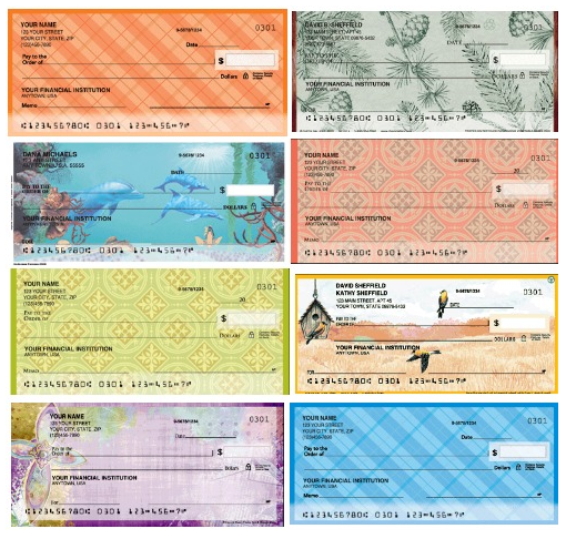 Get two boxes of printed checks for just $4.47 per box, shipped!