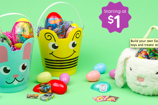 Hollar Deals: $1 Disney movie digital downloads, Easter baskets and Goody hair accessories from $1
