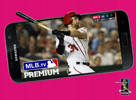 T-Mobile Customers: Free MLB.TV Subscription on April 4, 2017
