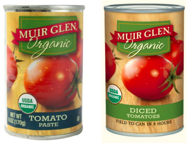 Target: Get Muir Glen products as low as $0.29!