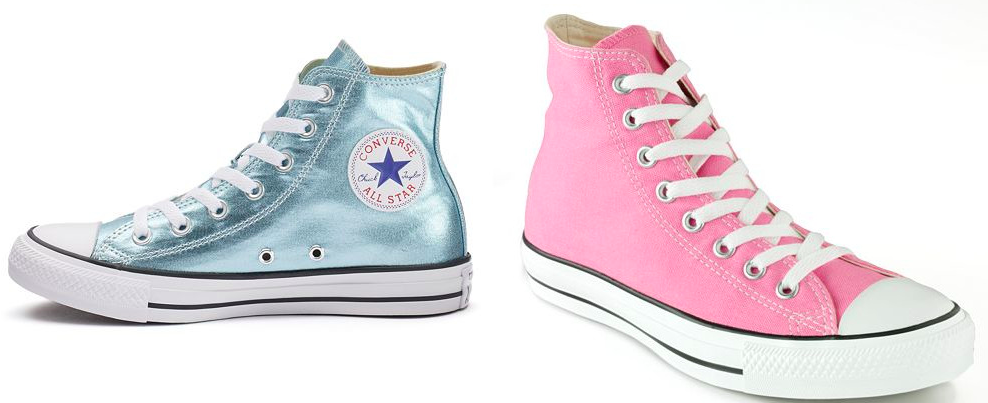 Kohls.com: Adult Converse Shoes as low as $18 shipped!