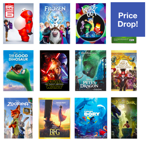 """Hollar: Get Shopkins 8"""" Plush Toys for only $1, Disney Movies digital downloads for only $1, plus more!"""