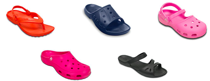 Crocs.com: Extra 50% off clearance = Shoes as low as $8.99!