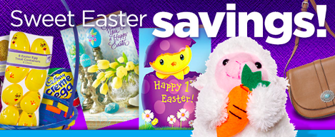 Dollar General.com: Easter Grass for $0.45, Easter Eggs (12 ct) for $0.90 and more + free shipping!