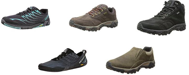 Amazon.com: Up to 40% Off Merrell Shoes