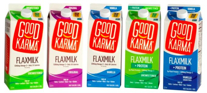 Target: Good Karma Flaxmilk just $0.29!