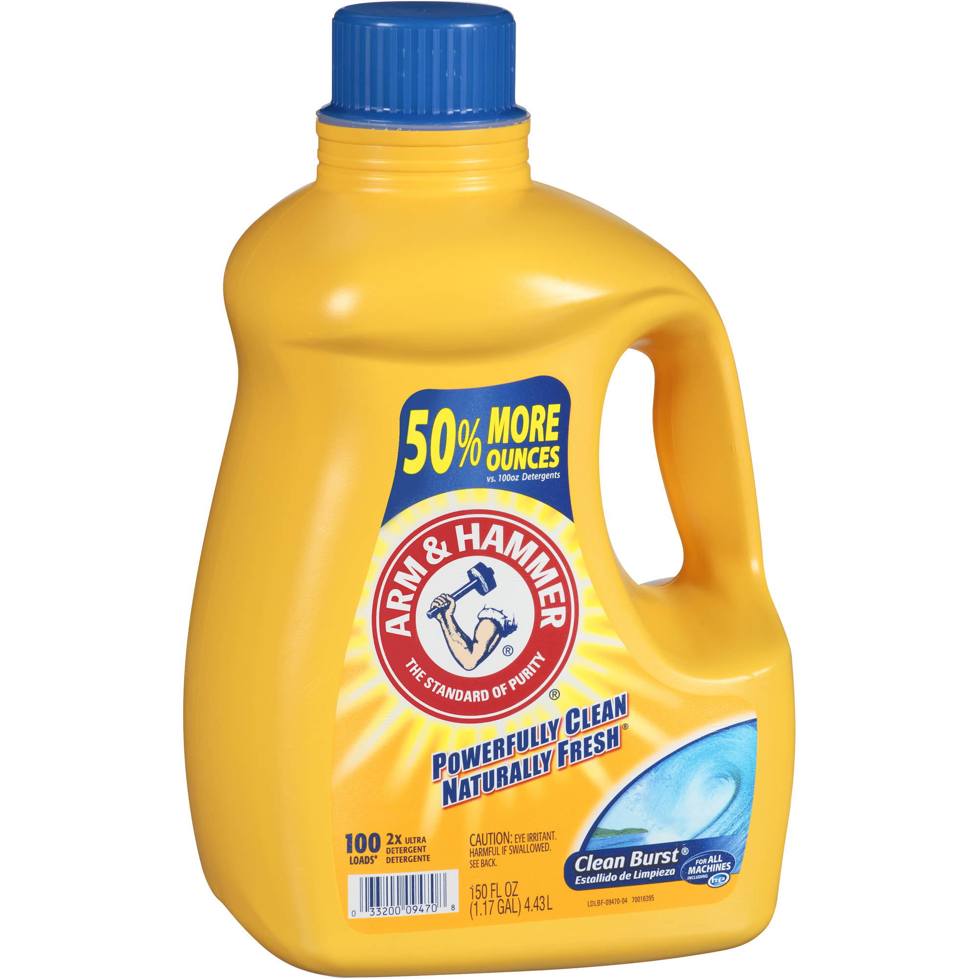 CVS: Arm & Hammer Laundry Detergent only $0.98!