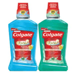 Walgreens: Free Colgate Mouthwash!