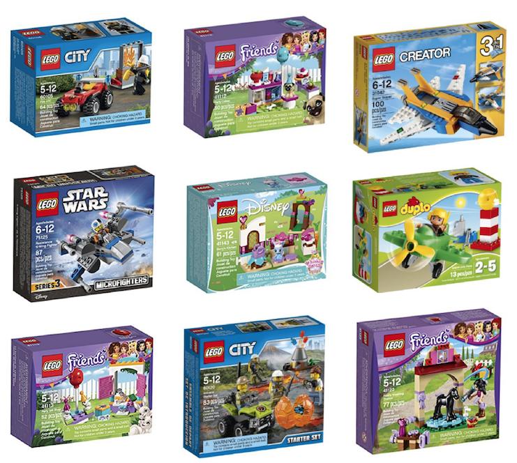 Amazon com: LEGO sets under $5! - Money Saving Mom® : Money