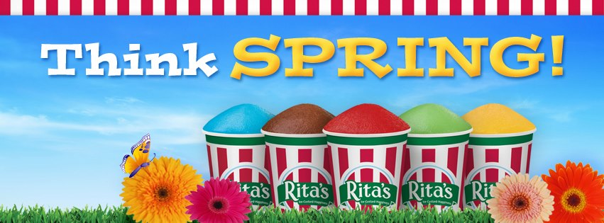 Rita's: Free Italian Ice Today (March 20, 2017)!