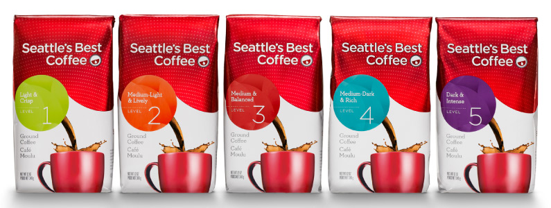 Target: Seattle's Best Coffee only $1.23!