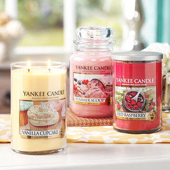 Yankee Candle Coupon: Buy Two, Get Two Free Candles