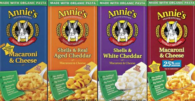 Kroger Free Friday Download: Annie's Natural Mac & Cheese