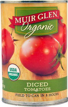 Target: Muir Glen Diced Tomatoes just $0.67!