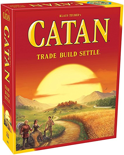 Amazon.com: Settlers of Catan 5th Edition only $25.75!