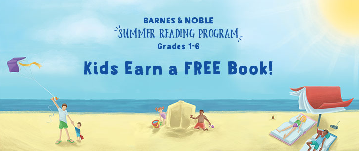 Free Barnes & Noble Summer Reading Program